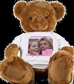 beer valentijn met opdruk